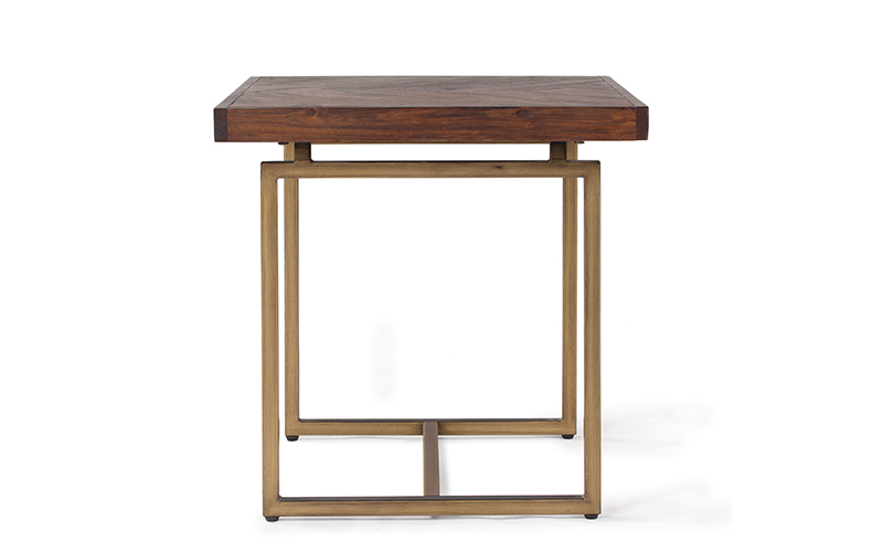 BRUNO END TABLE