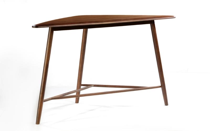 ESTELLE TRIANGLE CONSOLE TABLE