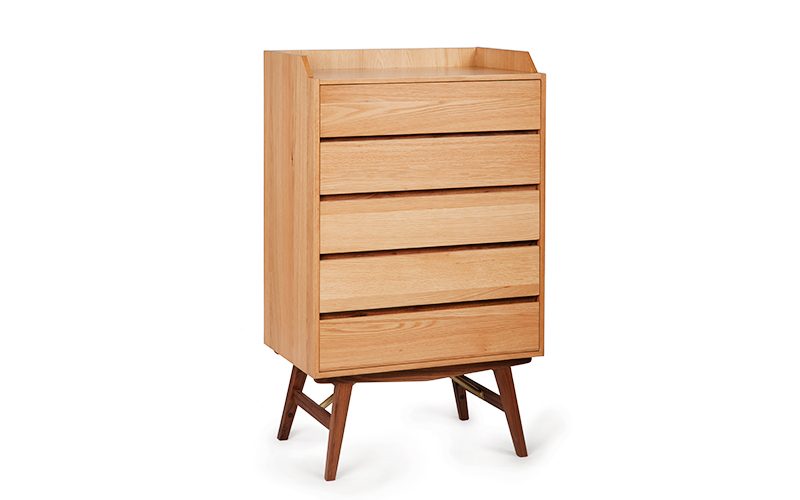 bringing a prodigal chest of drawers makeover style pieces to modern mid century piece