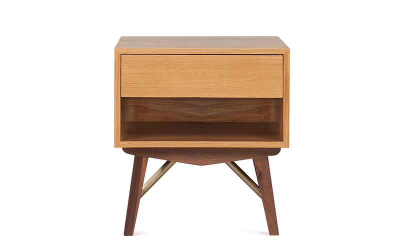 DUALTONE NIGHT STAND