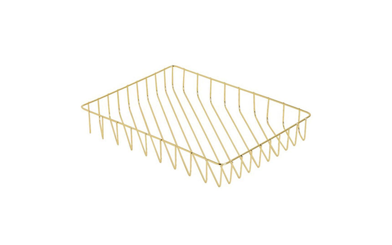 GOLD STORAGE TRAY