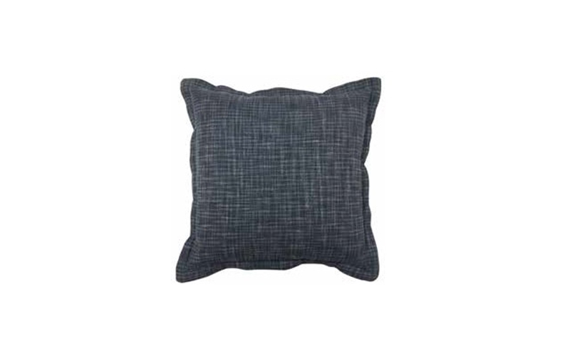 DENIM LOOK CUSHION