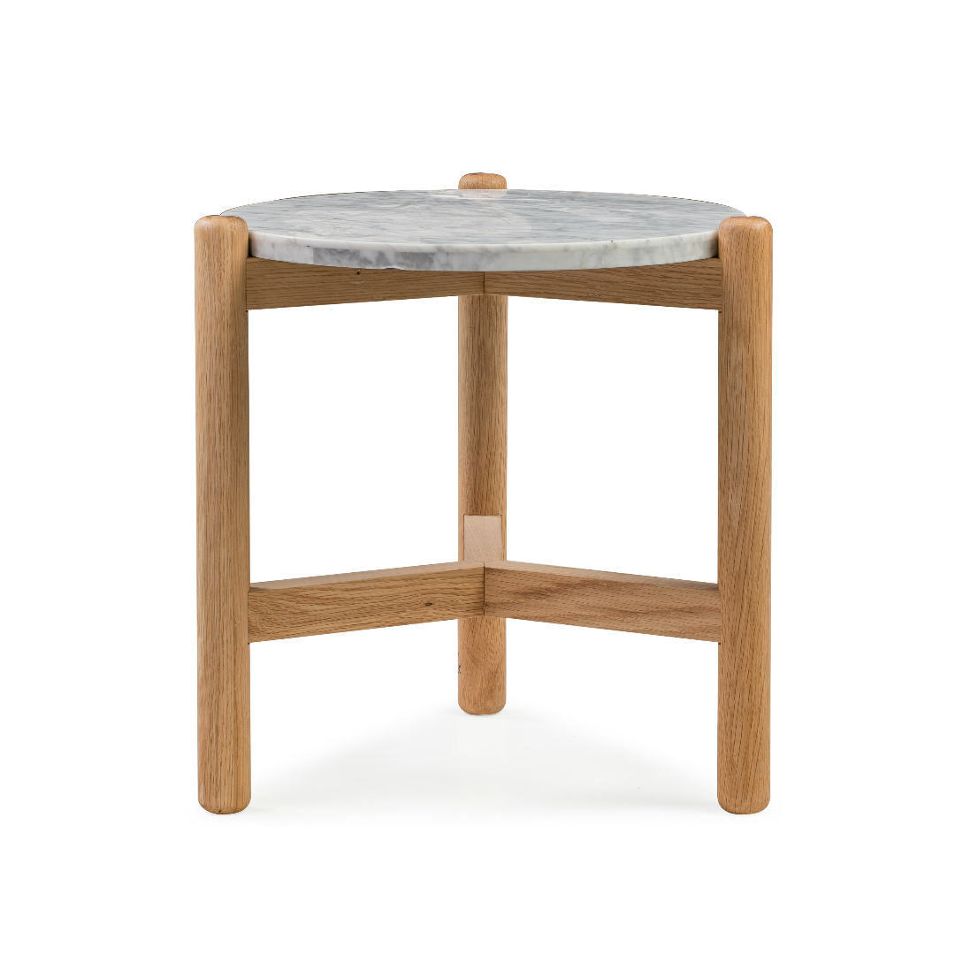 TRIGG END TABLE