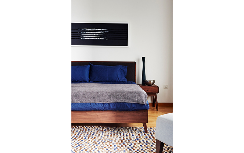 BOWIE KING BED FRAME
