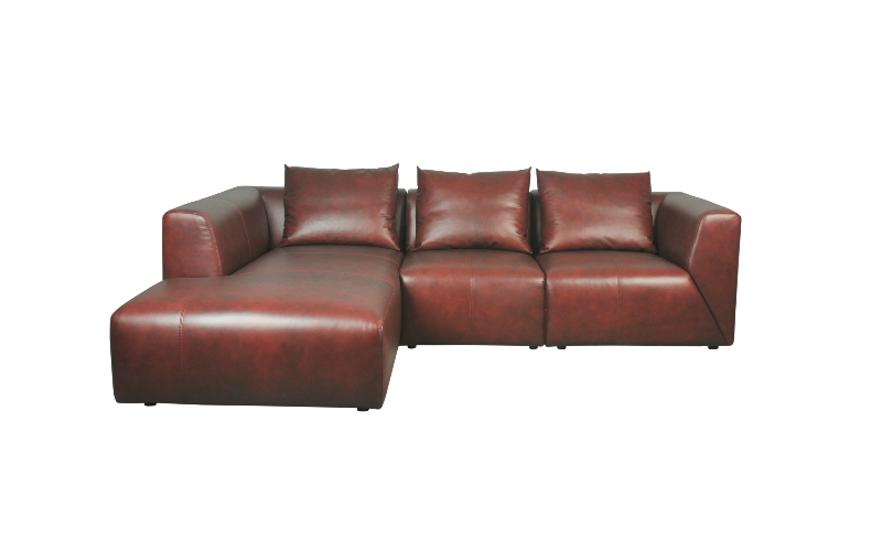 Commune r geormani sofa quality furniture design for Sectional sofas gardiners